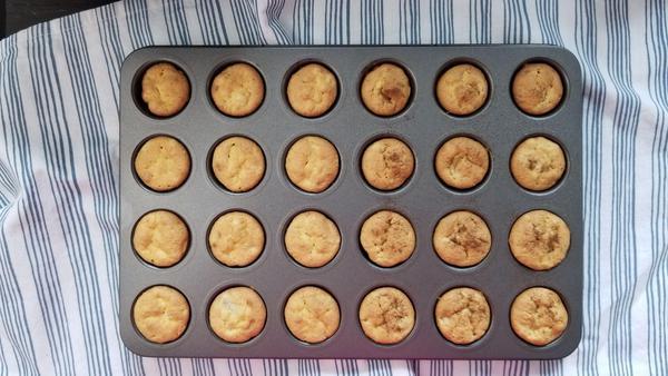 Weight Watchers Apple Pie Muffins