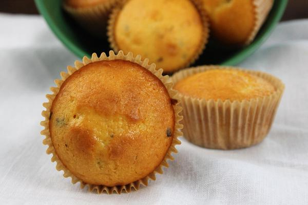 Weight Watchers Cookie Dough Muffins