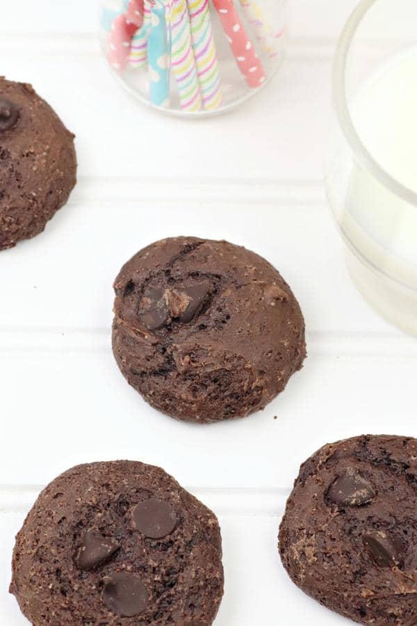 Weight Watchers Smores Cookies