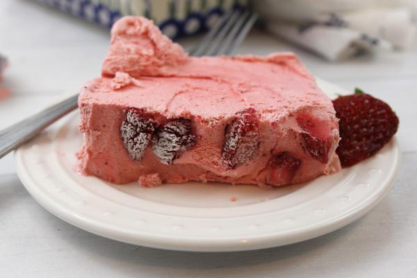 Weight Watchers Strawberry Frozen Dessert