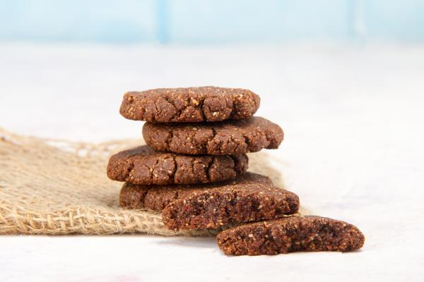 Keto 4 Ingredient Chocolate Cookies