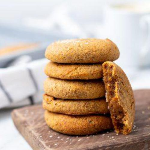 Keto Pumpkin Cookies Vegan