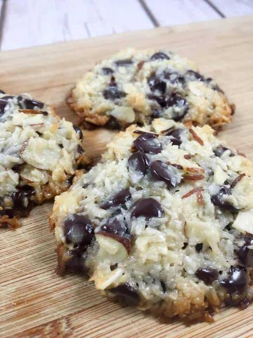 Almond Joy Cookies Low Carb Sugar Free Thm S