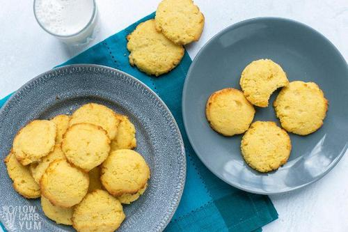 Basic Coconut Flour Cookies