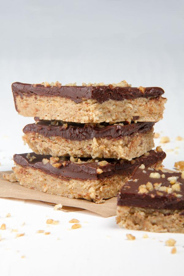 EASY Keto No Bake Chocolate Bars – Low Carb Chocolate Recipe – Desserts - Snacks