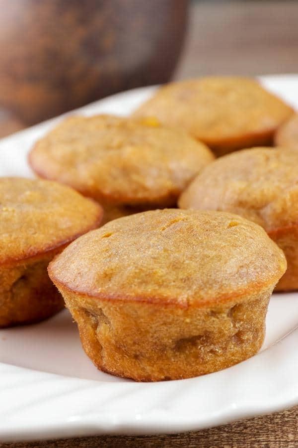3 Ingredient Peanut Butter Muffins – BEST Flourless Peanut Butter Muffin Recipe – Easy – Desserts – Snacks – Sweets – Breakfast