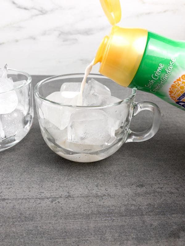 Irish Cream Whipped Dalgona Coffee