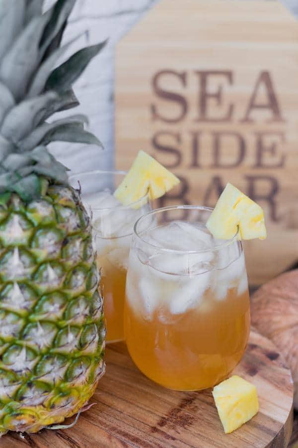 Alcoholic Drinks – BEST Bahama Mama Recipe – Easy and Simple Margarita On The Rocks – How To Make Homemade Margarita