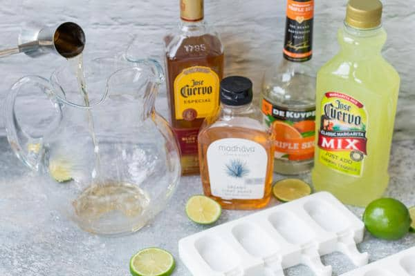 Alcohol Drinks Margarita Popsicles