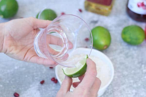 Alcohol Drinks Pomegranate Margarita