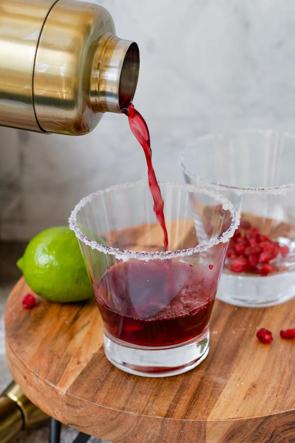 Alcohol Drinks Pomegranate Martini