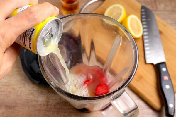 Alcohol Drinks Strawberry Margarita Punch