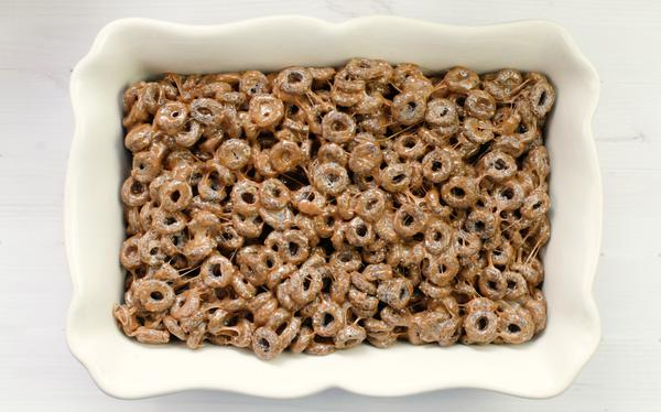 Cereal Bars Oreo