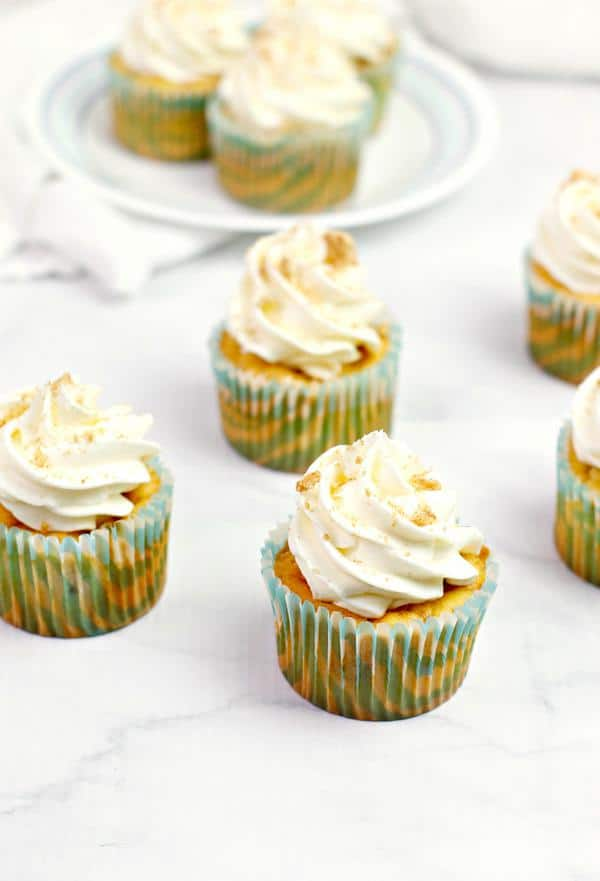 Easy Cupcakes - Cinnamon Toast Crunch Cereal Cupcake Recipe – BEST Homemade Cupcakes – How To Make – Quick – Simple - Desserts – Snacks – Party Food