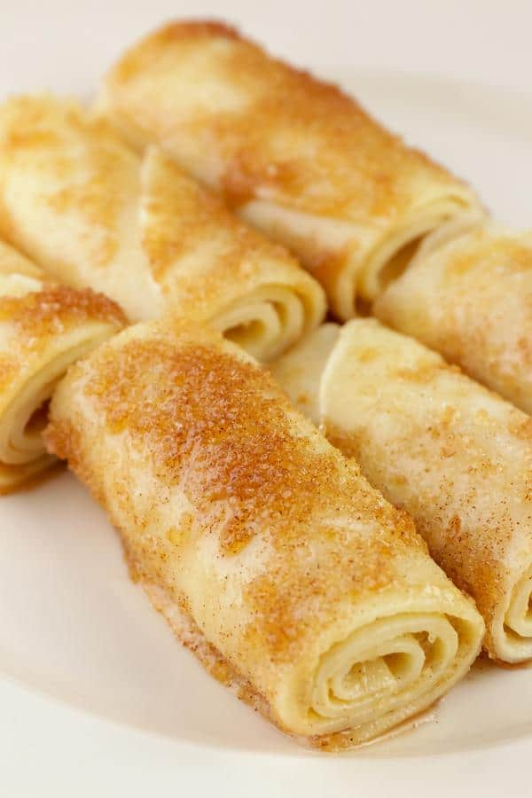 Easy French Toast – Best Homemade French Toast Roll Ups Recipe – {Easy} Breakfast – Dinner – Snacks – Desserts – Quick – Simple
