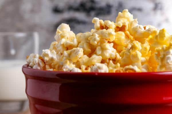 Glaze Donut Popcorn – EASY – Quick – Simple Glaze Donut Popcorn Recipe – BEST Homemade Microwave Glaze Donut Popcorn – How To Make – Quick – Desserts – Snacks – Party Food