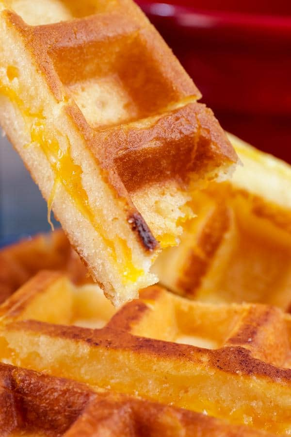 Easy Grilled Cheese – Best Homemade Grilled Cheese Waffle Sticks Recipe – {Easy} Lunch – Dinner – Snacks – Side Dishes – Quick – Simple