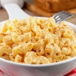 Microwave Mug Recipe - Easy Microwave Mac and Cheese Mug Meals For One - Simple Cooking - Mac and Cheese In A Mug