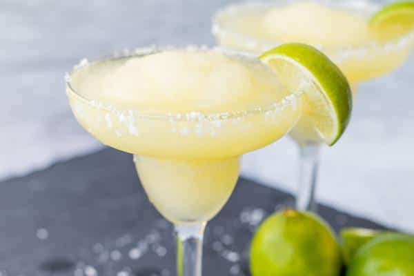 Alcoholic Drinks – BEST Frozen Margarita Recipe – Easy and Simple Cocktail – How To Make Homemade Alcohol Cocktails