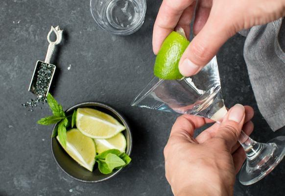 Alcohol Drinks Raspberry Margarita