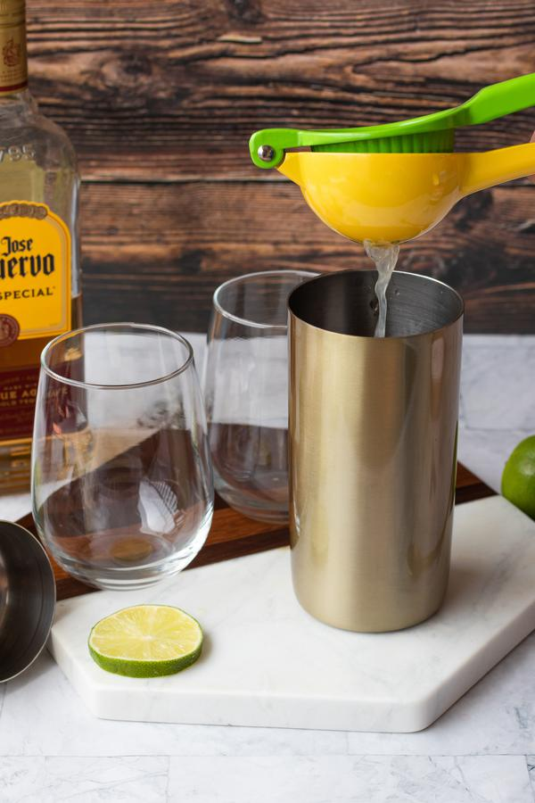 Alcohol Drinks Raspberry Margarita Punch