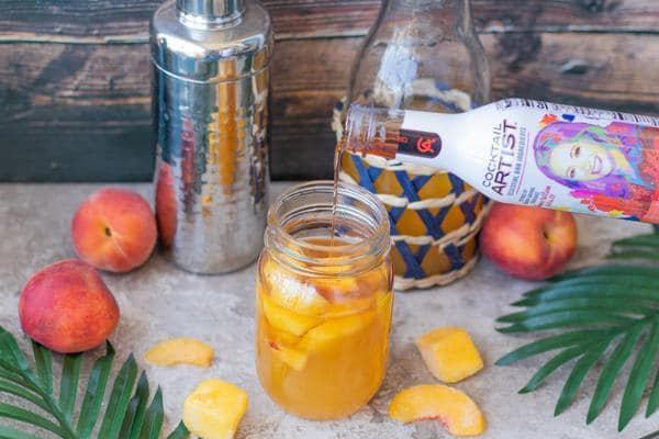 Alcohol Drinks Tropical Rum Punch