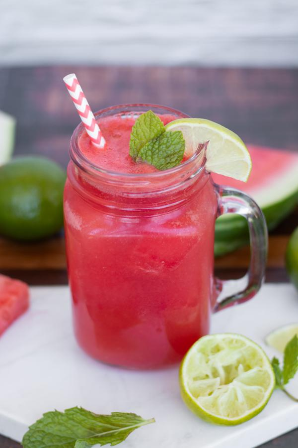 Alcoholic Drinks – BEST Watermelon Margarita Punch Recipe – Easy and Simple Cocktail – How To Make Homemade Alcohol Cocktails