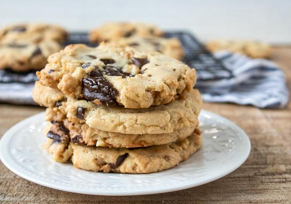 Easy Cookies – Chocolate Chip Cookie Recipe – BEST Homemade Cookies – How To Make – Quick – Simple – Desserts – Snacks – Party Food