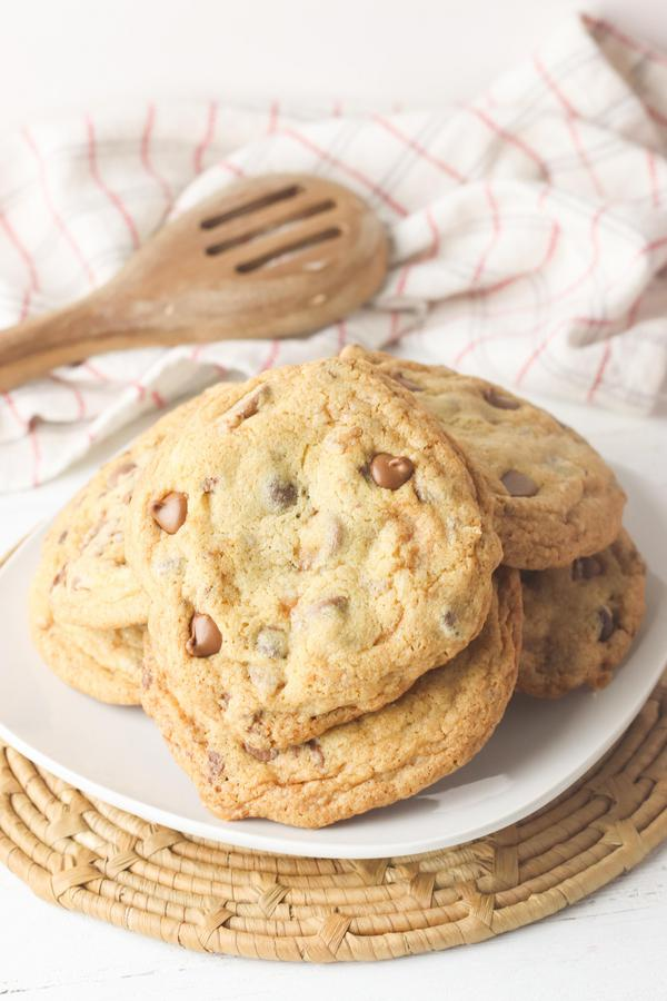 Gluten Free Cookies – BEST Chocolate Chip Toffee Gluten Free Cookie Recipe – Easy and Simple From Scratch Homemade Cookie Mix – Snacks – Desserts – Party Food
