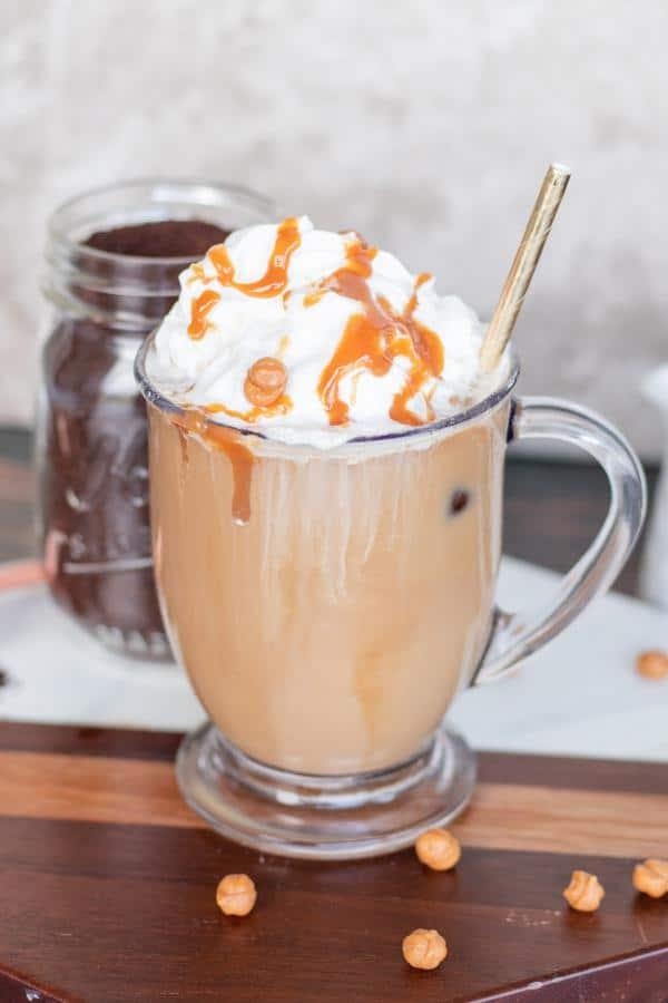 Iced Caramel Macchiato Recipe