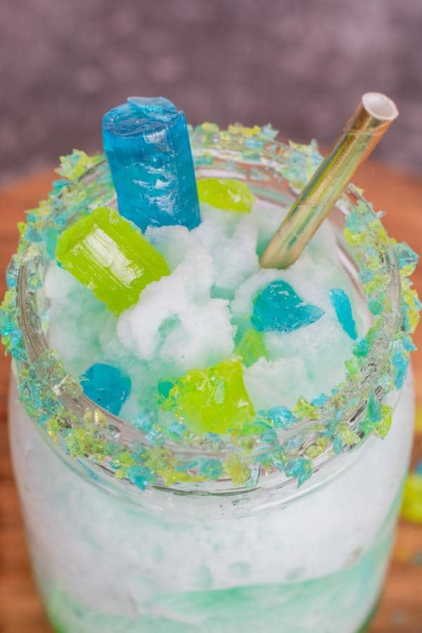 Slushie – BEST Jolly Rancher Candy Slushie Recipe – Easy and Simple Frozen Icee – How To Make Slushie – Drinks – Party Food