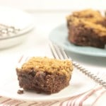 Dump Cake – BEST Reese's Milk Chocolate Dump Cake Recipe – Easy and Simple Doctored Cake Mix – Snacks – Desserts – Party Food