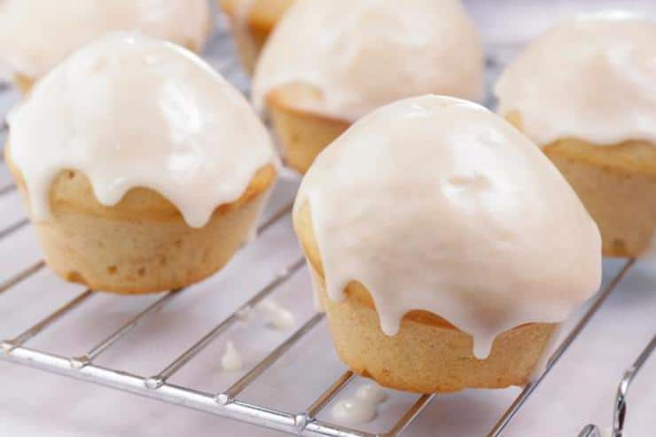 Easy Glaze Donut Muffins – Best Homemade Glazed Donut Muffin Recipe – {Easy} Recipes - Breakfast – Snacks – Desserts – Quick – Simple