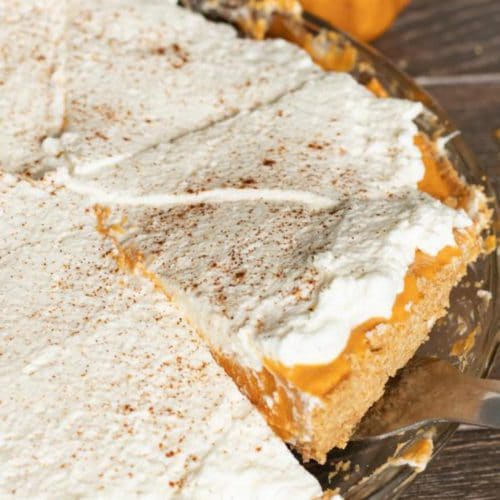 Easy No Bake Pumpkin Pie – Best Homemade Pumpkin Pie Recipe – {Easy} Fall Recipes – Snacks – Desserts – Quick – Simple