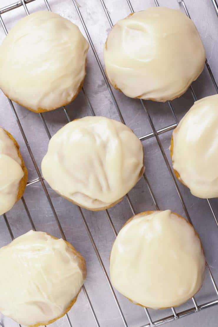 Easy Cookies – {BEST} Homemade Pumpkin Cookie Recipe With Cream Cheese Frosting