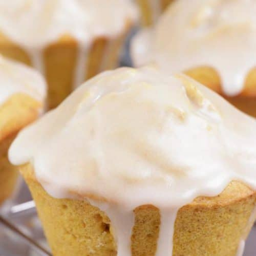 Easy Muffins – {BEST} Homemade Pumpkin Cream Cheese Muffin Recipe