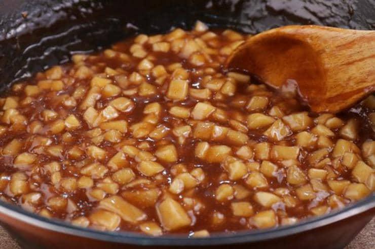 Apple Pie Taquitos