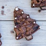Christmas Tree Brownies – BEST Chocolate Brownie Recipe – {Easy} Holiday Idea – Party Food – Desserts – Snacks