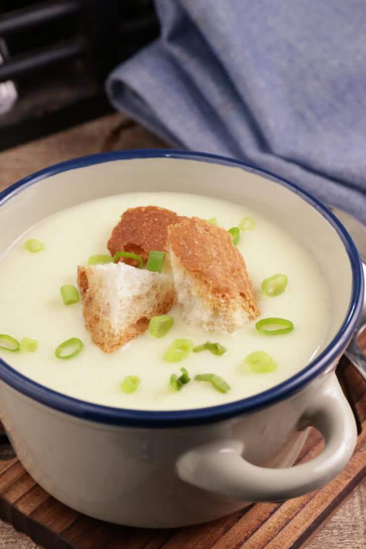 Easy Soup – Best Homemade Potato Soup Recipe - Creamy Soup