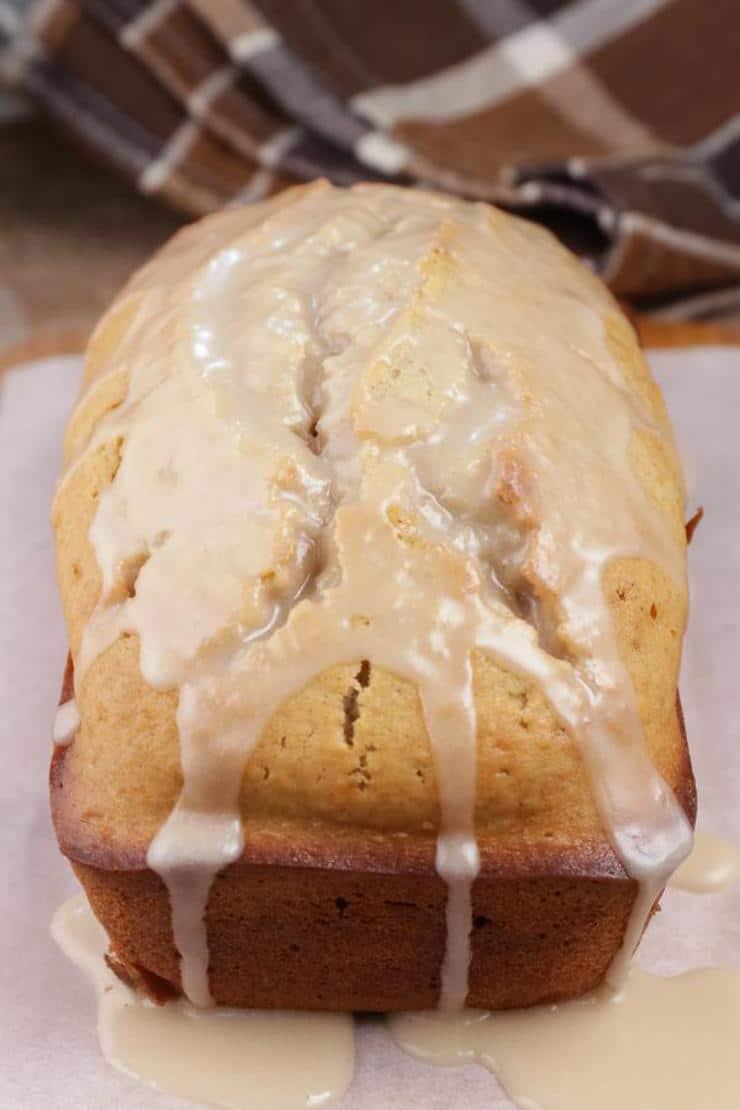 Eggnog Bread