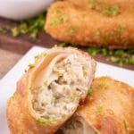 Easy Cream Cheese Chicken Taquitos