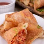 Easy Pizza Wontons – Best Homemade Wonton Pizza Recipe – Finger Food – Appetizers – Snacks – Party Food – Quick – Simple