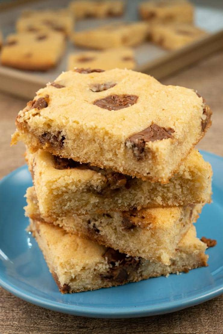 Rolos Candy Cookie Bars