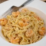 Easy Shrimp Scampi Pasta – Best Homemade Shrimp Scampi Pasta Recipe – Dinner – Lunch – Quick – Simple