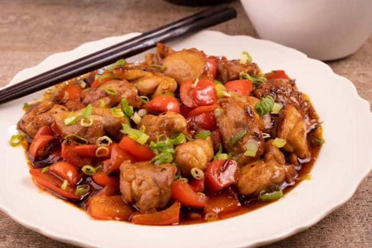 5 Ingredient Szechuan Chicken