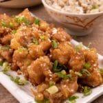 Easy Asian Crispy Honey Chicken – Best Chinese Food Recipe