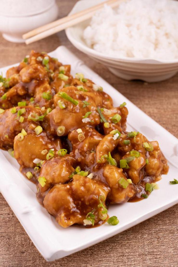 BEST General Tso Chicken - Easy General Tso Chicken Recipe – Asian – Dinner - Lunch