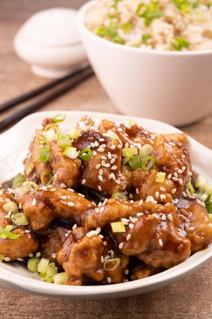 BEST Honey Sesame Chicken – Easy Honey Sesame Chicken Recipe – Asian – Dinner – Lunch