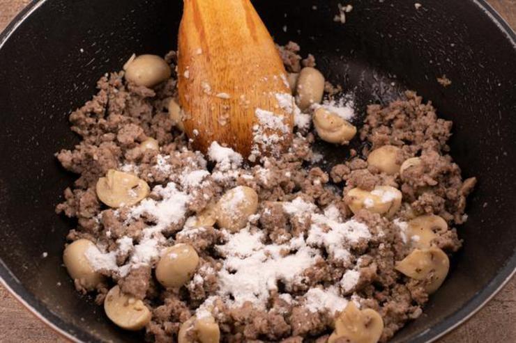 Easy Italian Sausage Pasta