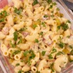 Easy Mac & Cheese Pasta – Best Homemade Jalapeno Popper Mac And Cheese Recipe – Dinner – Lunch – Quick – Simple